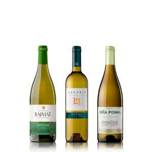 Fresh and aromatic whites pack