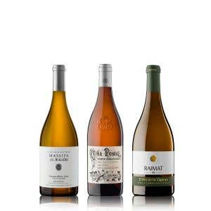 Aging white wines