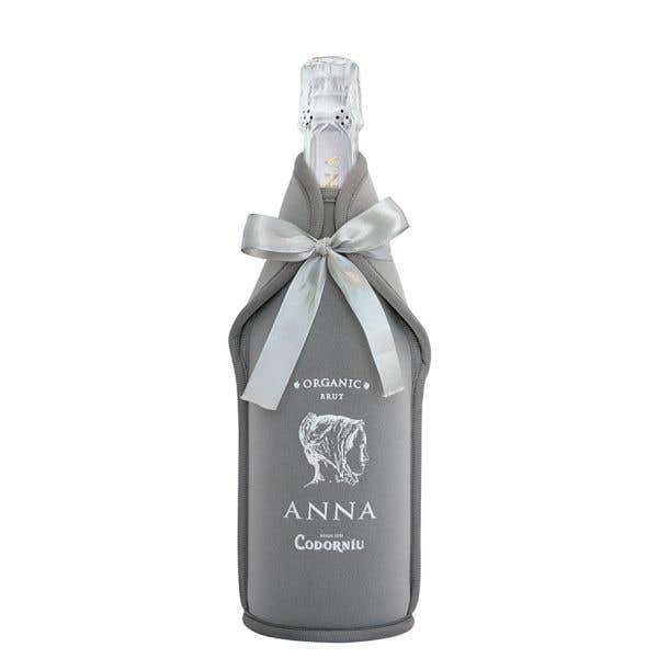 Anna de Codorníu Organic Brut with neoprene cover