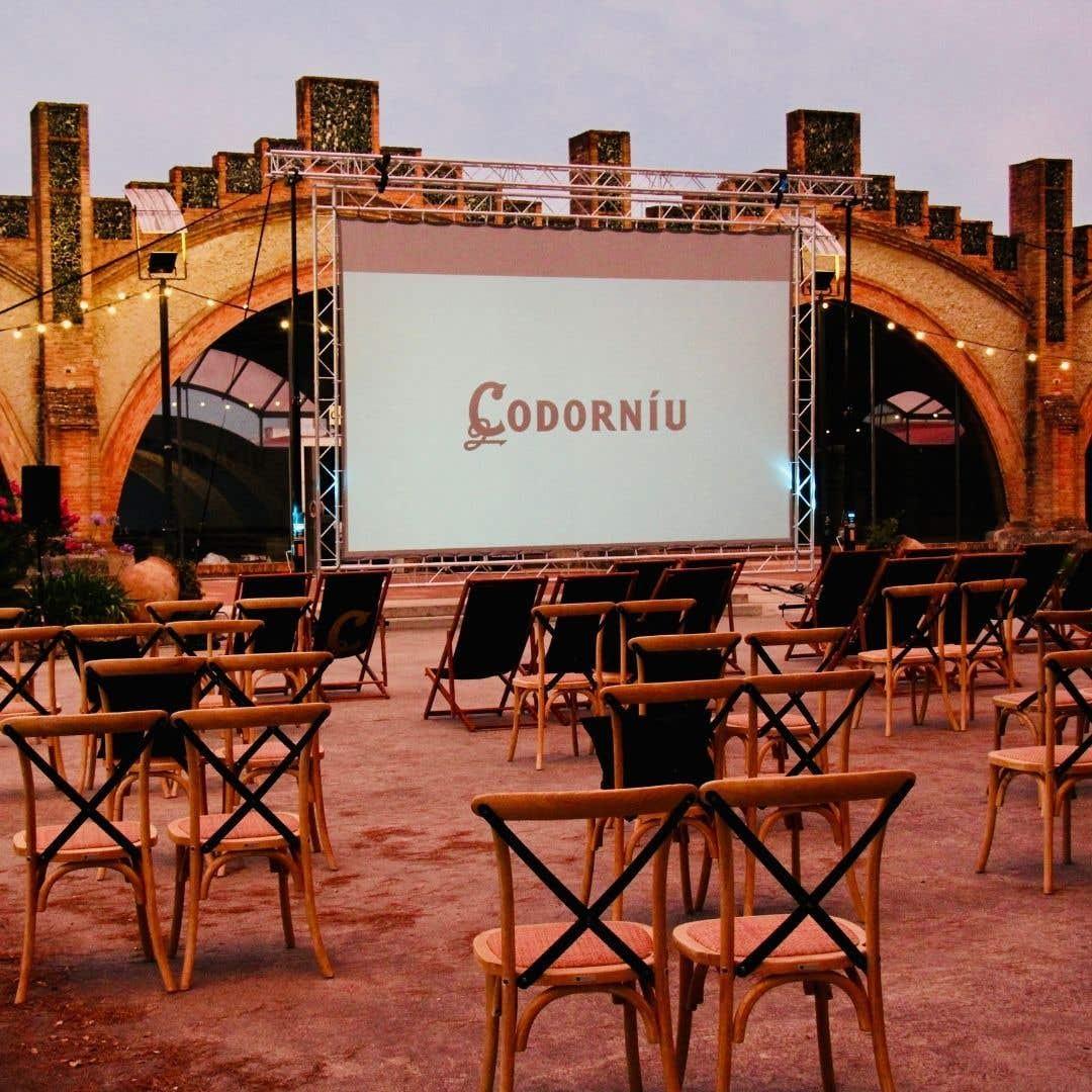 Codorniu Cinema Tribute