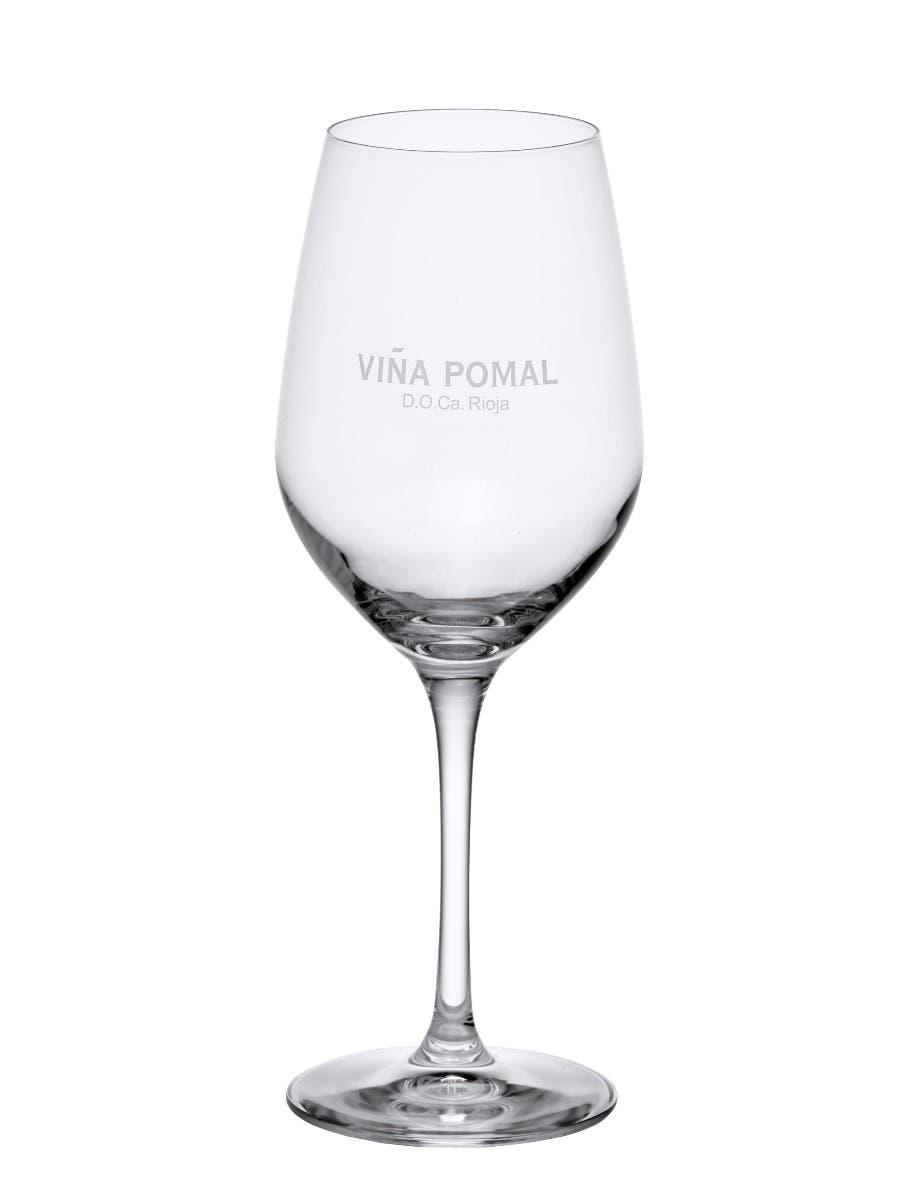 Viña Pomal Glasses D.O. Rioja (x6)