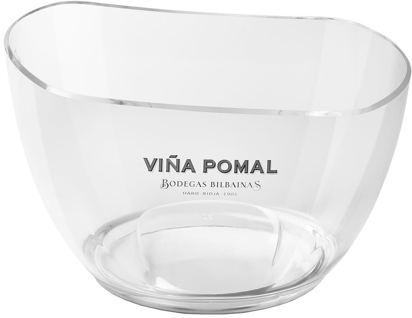 Viña Pomal Transparent Bucket (5-6 bot.)