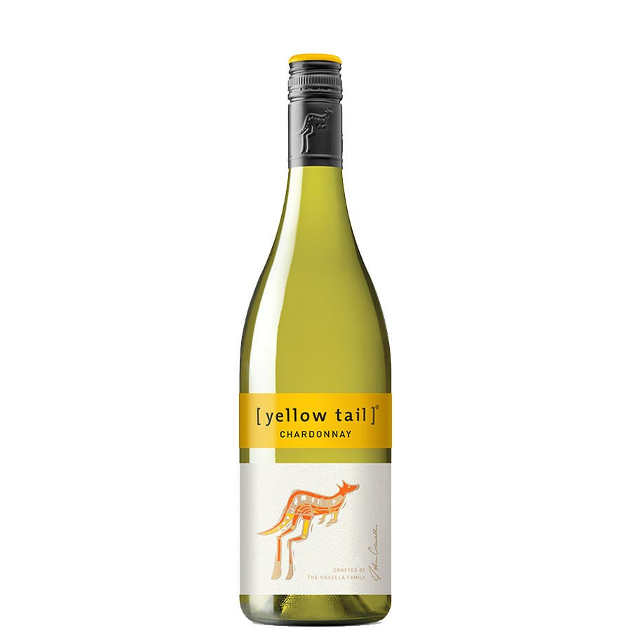 Yellow Tail Chardonnay (Rosca)